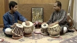 Tabla Lesson - Indian Tabla Music - Learn Music Composition