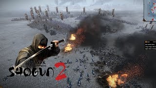 This is probably the Main Battle of Shogun 2 as you have to seize t...