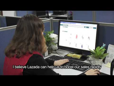 Lazada International Seller Testimonial: DealExtreme, Tina Zhang - China