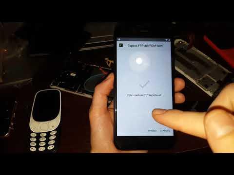 Xiaomi Mi A1 Android 9 сброс гугл аккаунта Google Account Frp Bypass обход аккаунта