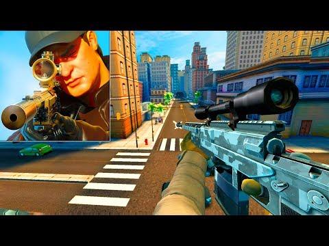 СНАЙПЕР СИМУЛЯТОР ► Sniper 3D Assassin Бесплатная игра