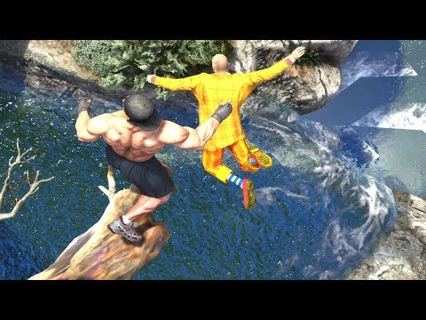 GTA 5 Epic Ragdolls Compilation #13 (Euphoria physics   Funny Moments)