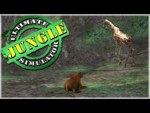 An Unexpectedly Tall Treasure Hidden in the Jungle!! • Ultimate Jungle Simulator!