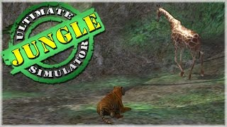 An Unexpectedly Tall Treasure Hidden in the Jungle!! • Ultimate Jungle Simulator!