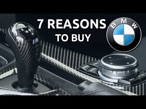 7 Reasons to BUY a Used BMW in 2017!