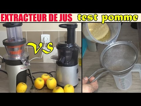 Slow Juicer Ssj 150 A1 Test : comparatif extracteur de jus lidl silvercrest ssj 150 moulinex infiny press revolution pomme