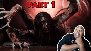 THE EVIL WITHIN 2 PART 1 - IM BACK B#TCHES!!!