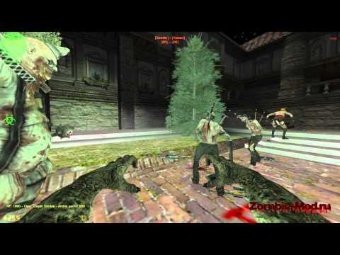 Zombie models KillingFloor in CZero