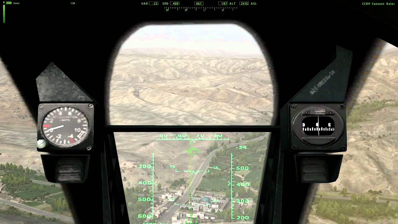 Arma 2 - ACE2 Features (CCIP/CCRP)