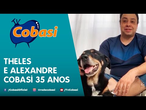 Theles e Alexandre | Aniversário Cobasi: 35 anos de momentos especiais