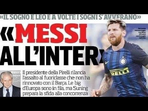 INTER NEWS: CALCIO-MERCATO fatto da BUFFONI!!!