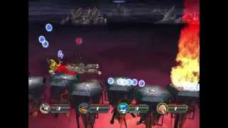 Digimon Rumble Arena 2 blackagumon vs agumon vs guilmon vs veemon