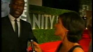 Interview with BBC Breakfast 2009 At The Vanity Fair Oscar Party