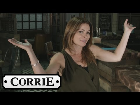 Coronation Street - Interview: Alison King On The Truth Coming Out