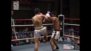 WBCムエタイ王者への道2011 Vol,2(第5〜第8試合)