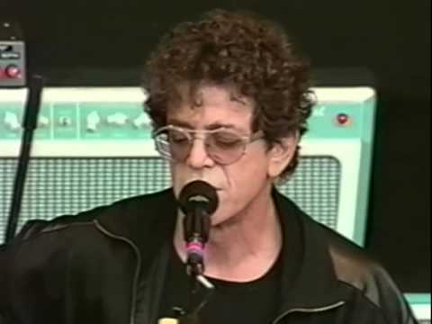 Lou Reed Teach The Gifted Children