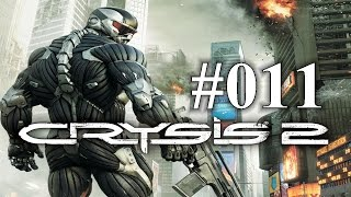 Crysis 2 - Part #011 - Lebender Toter - [HD+][Ger.][Blind] - Let