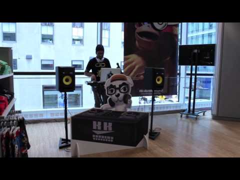 New Leaf Launch Party - Nintendo World NYC