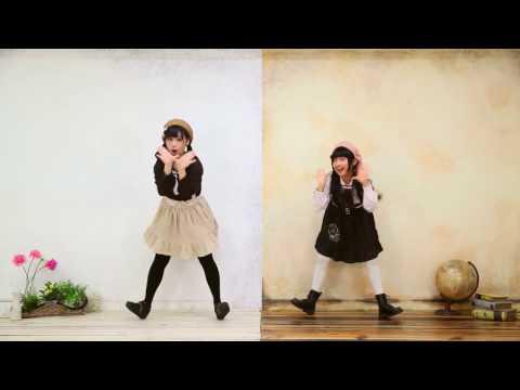 練習用『反転』【りりりとぺんた】drop pop candy【踊ってみた】『MIRROR』