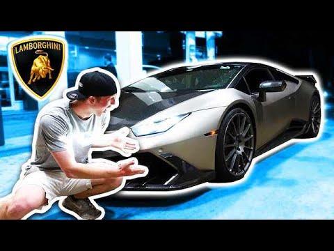 I Paid 1 000 For This Lamborghini Youtube