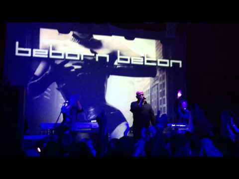 Beborn Beton - Mantrap - The Seduction (Live in Moscow 2011-09-24) mp3