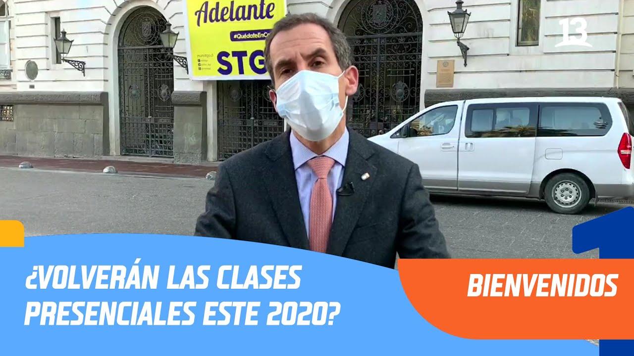 Alcaldes comentan: ¿Volverán las clases presenciales este #2020? | Bienvenidos