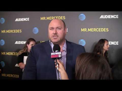 Mr. Mercedes Premiere - Will Sasso INTERVIEW