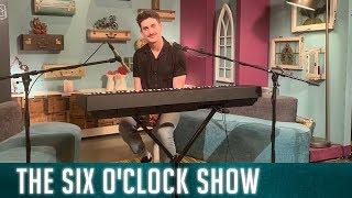 Tim Chadwick performs 'Belong'   The Six O'Clock Show