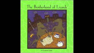 The Brotherhood of Lizards - Sand Dragon