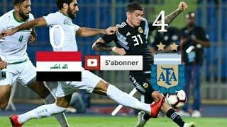 Irak vs Argentine