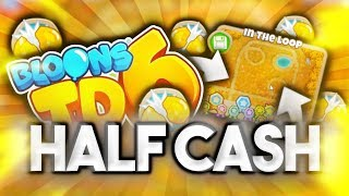 Bloons TD6 [PL] odc.34 - HALF CASH *In the loop*