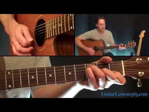 Ho Hey Guitar Lesson - The Lumineers