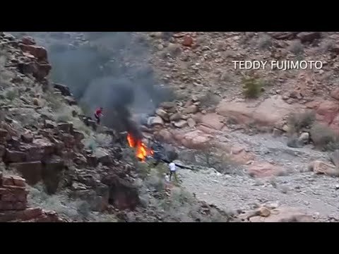 VIDEO: Chopper guy Bruce Haffner gives insight on Grand Canyon helicopter crash
