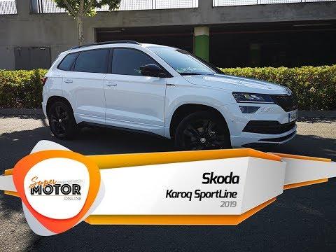 Skoda Karoq SportLine 2019/ Al volante / Supermotoronline.com