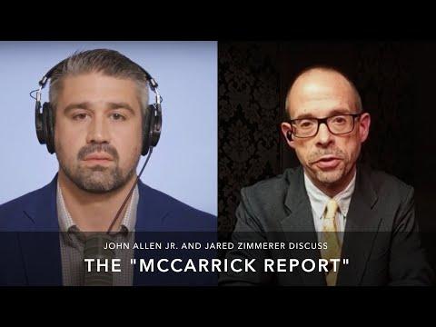 "John Allen, Jr, and Jared Zimmerer discuss the ""McCarrick Report"""