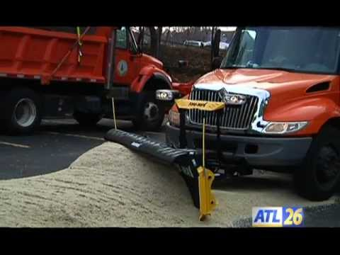 Atlanta Prepares for Winter Weather