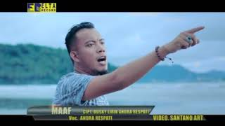 Andra Respati - Maaf (Official Music Video) Lagu Minang Terbaru 2019
