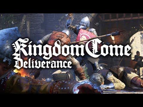 Vorbereitung für die Belagerung 🎮 KINGDOM COME: DELIVERANCE