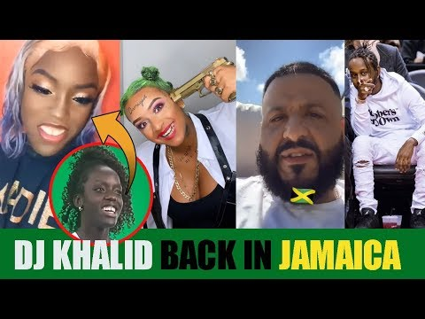 "Khalid Back In Jamaica For Buju | Goodie Make-Over | Popcaan Is Unstoppable | Cyanide ""Chauffeur"