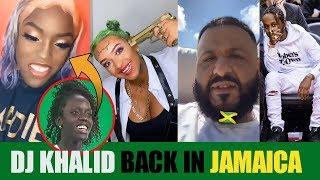 Khalid Back In Jamaica For Buju | Goodie Make-Over | Popcaan Is Unstoppable | Cyanide