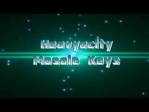 Heavyocity Mosaic Keys - Kontakt Instrument