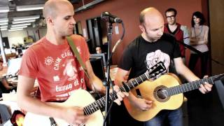 Milow - You and Me (In My Pocket) [@Montreal office]