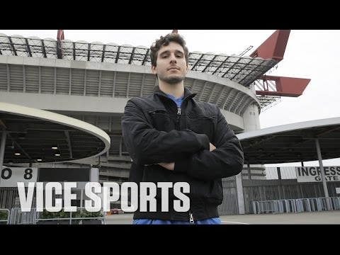 The Soccer Fanatics of Milan