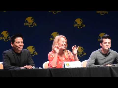 DragonCon 2014  Sunday  Borg Reunion  Part 3 of 4