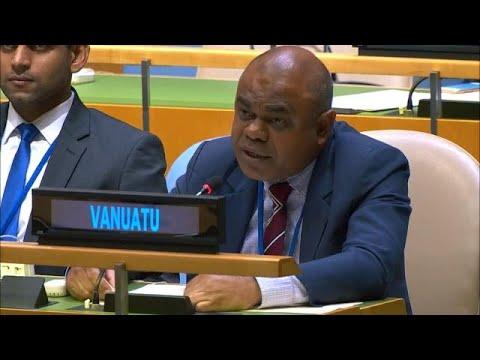 🇻🇺 Vanuatu - 1st Right of Reply
