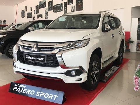 New 2018 Mitsubishi Pajero Sport   Full Review