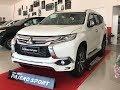New 2018 Mitsubishi Pajero Sport | Full Review