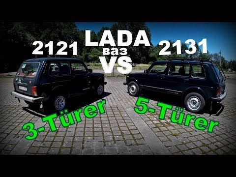 🚗 LADA Niva - 3-Türer Vs. 5-Türer