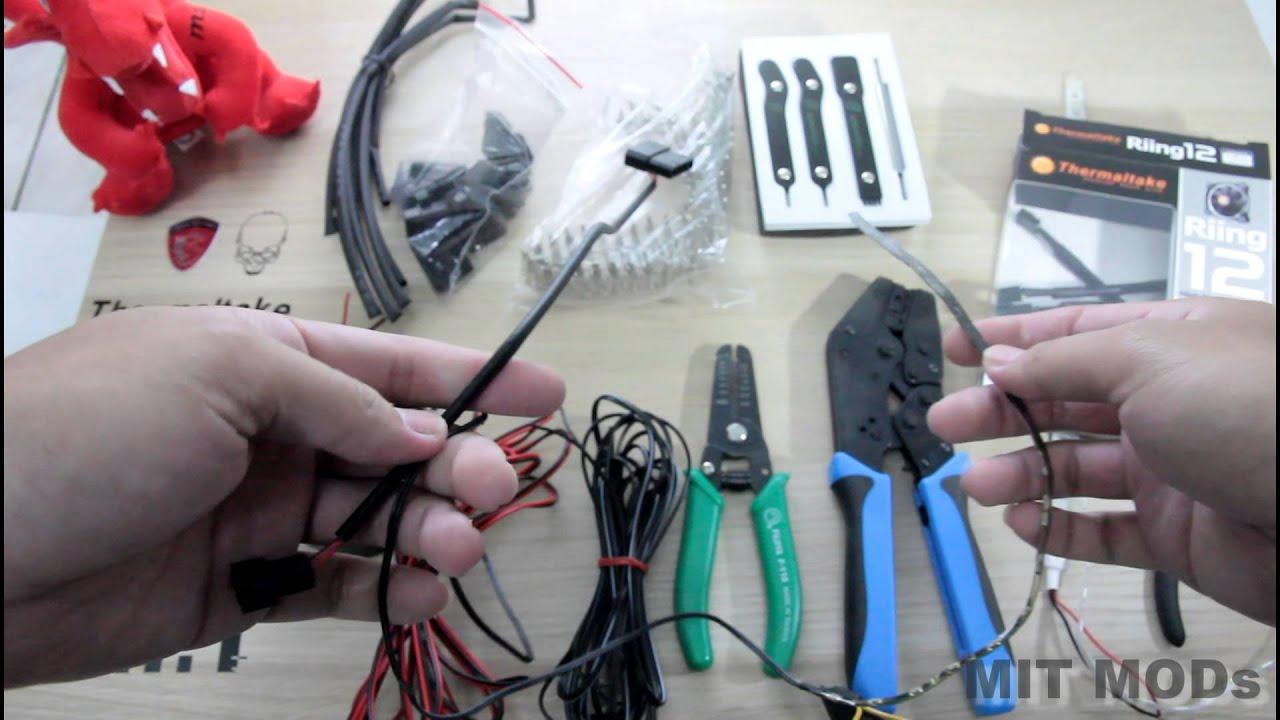 MIT MODs 改裝教學:LED燈條DIY - YouTube