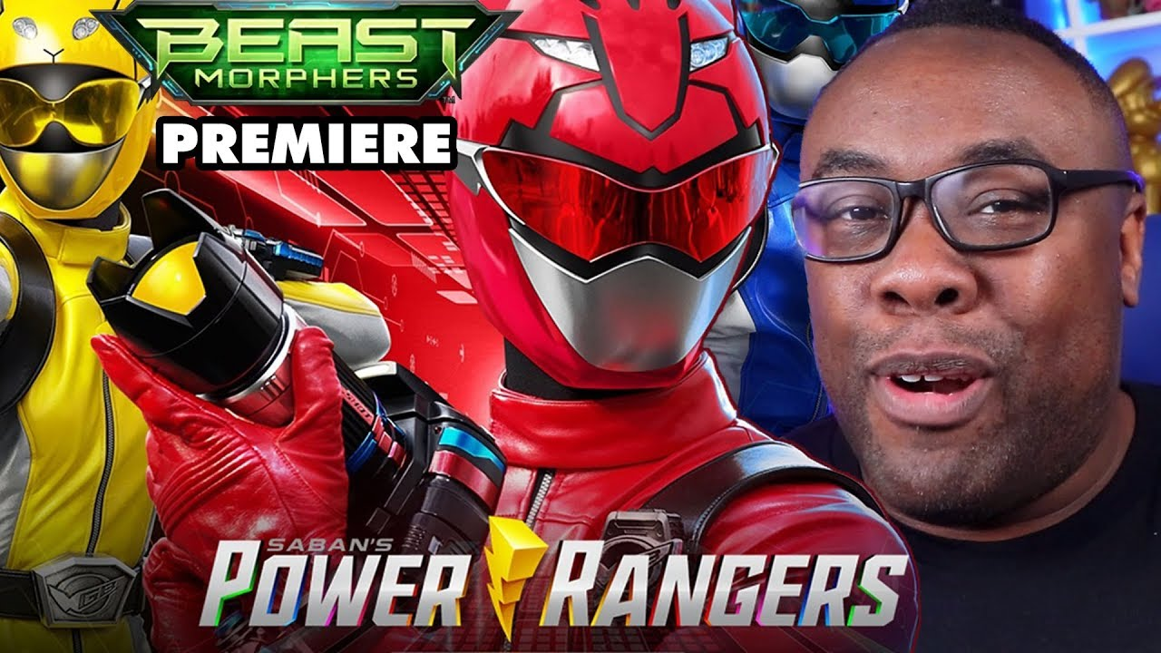 My Thoughts on Power Rangers Beast Morphers - Episode 1 Premiere